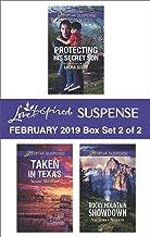 Harlequin Love Inspired Suspense February 2019 - Box Set 2 of 2: An Anthology