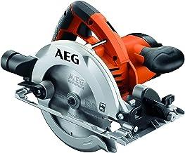 AEG 4935446665 Sierra Circular 165mm-1200w MAX Corte 54mm