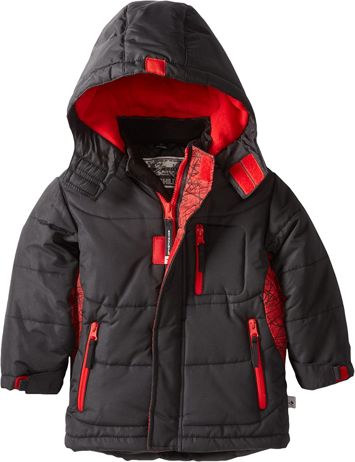 Rothschild Little Boys' shop Free Shipping New Todder Coat Puffy Outerwear Bubble