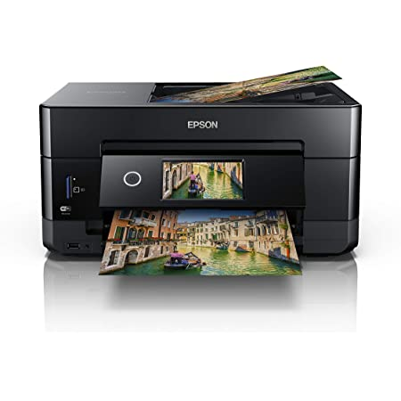 Epson Expression Premium XP-7100 Stampante Multifunzionale 3-in-1, Stampa, Scansione, Copia, Display Touch da 10.9 cm, Ethernet, A4, Nero