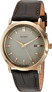 Citizen Eco Drive Men's Date Strap Watch
