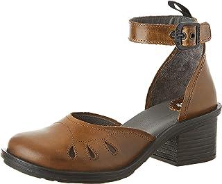 Para Amazon MujerY De Tacón esMarrón Zapatos Aj54RL