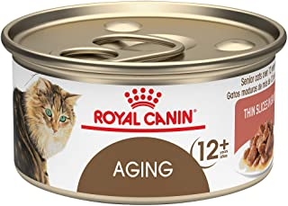 Royal Canin Feline Health Nutrition Aging 12+ Canned Cat Food, 3 oz (Pack of 24)