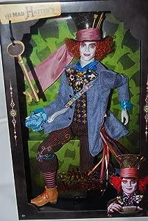 Barbie Collector Pink Label Alice in Wonderland Mad Hatter Doll