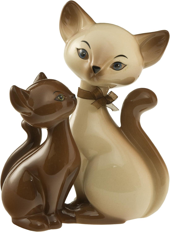 Goebel, Goebel, Goebel, Porzellan-Katzenpaar, Siam Kitty in Love, 12,5 cm x 7,5 cm x 18 cm, 66800601 B017LT7BWM a278c0