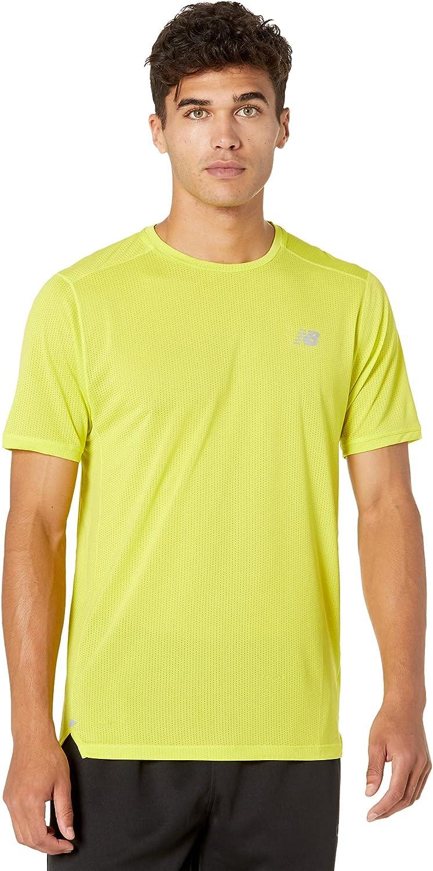 New Balance Men's Impact Sleeve Nashville-Davidson Mall Overseas parallel import regular item Short Run