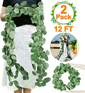 Best wholesale artificial greenery garland Reviews