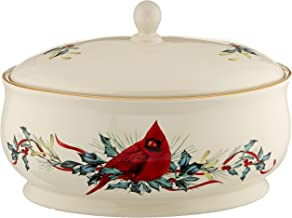 Lenox Winter Greetings Covered Dish