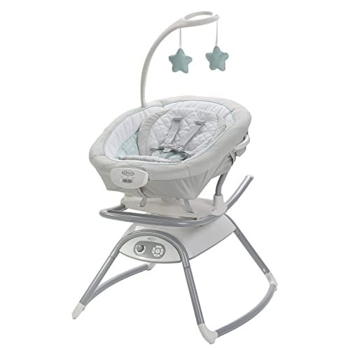 Graco Gliding Swing - Best Baby Swings For Small Spaces