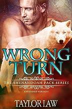 Wrong Turn (The Shenandoah Pack series Book 1)