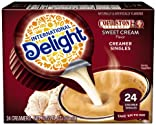 International Delight Cold Stone Sweet Cream Single-Serve Coffee Creamer Singles, 24 count