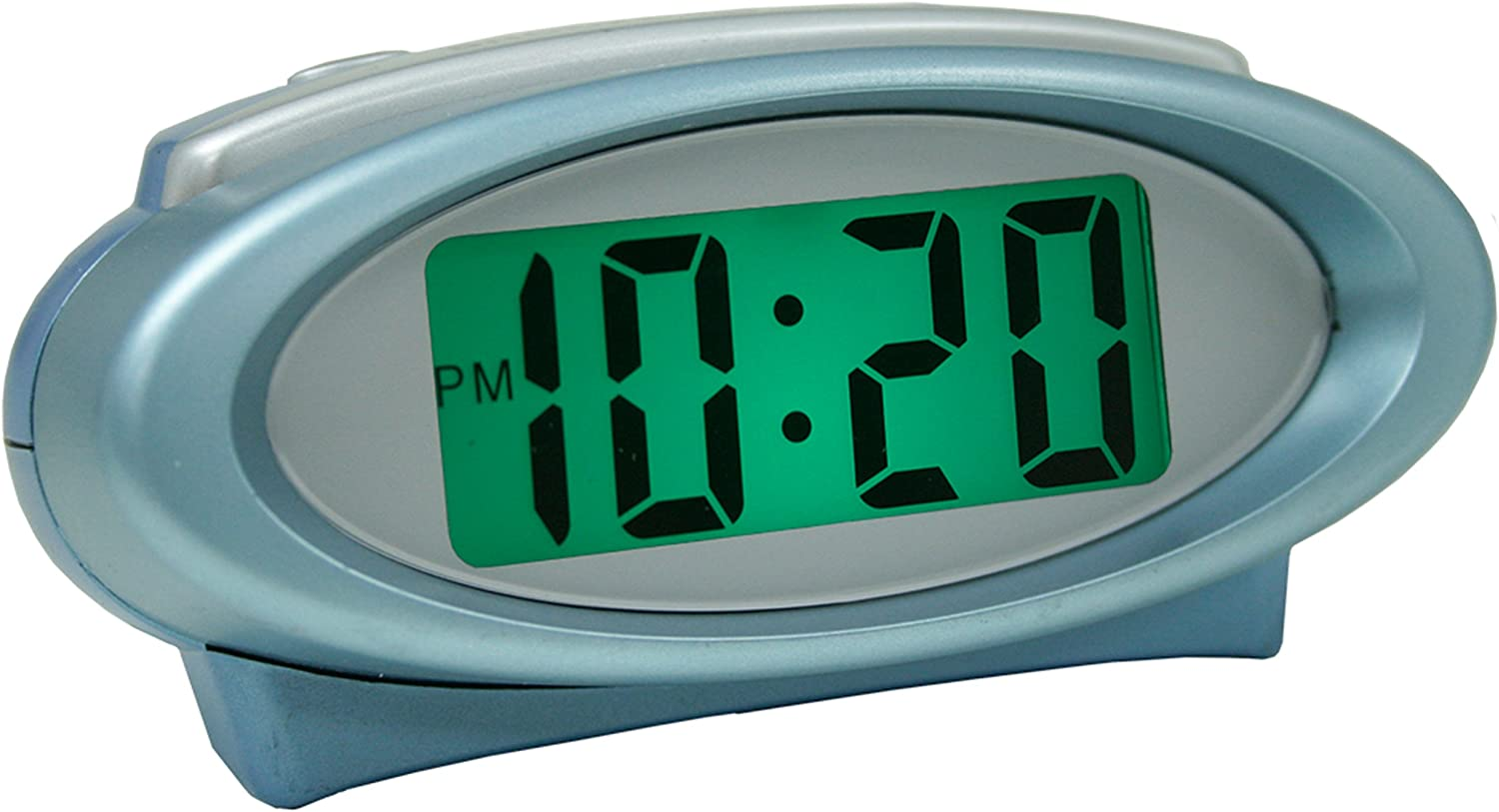 Equity by La Crosse Milwaukee Mall 30330 Digital with Night Recommendation Alarm Clock Vision