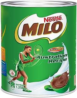 MILO Australian Recipe Powder Tin, 1.25KG