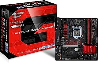 اللوحة الأم ASRock FATAL1TY H270M Performance MicroATX