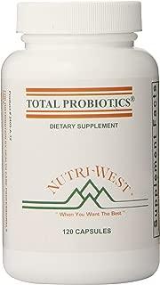 nutri west total probiotics