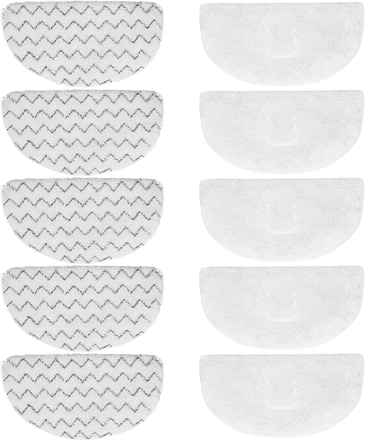 Fort Worth Purchase Mall 10 Pack Replacement Steam Mop for Bissell Powerfresh Pads