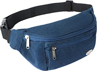 Entchin Fanny Pack for Hiking,Running and Travel