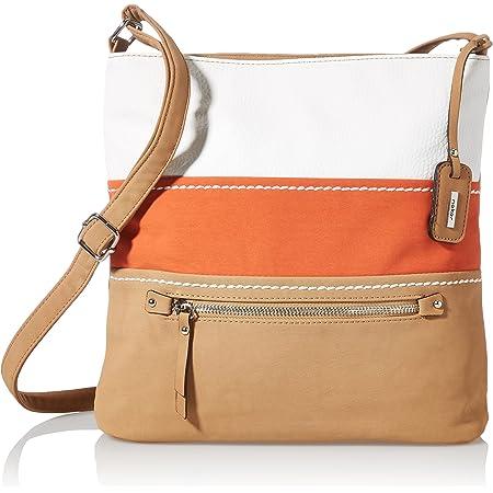 Rieker Damen H1301 Handtasche, Grau, 310x60x230