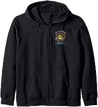 Douglas Scottish Clan Badge & Motto Zip Hoodie