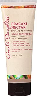 Carol's Daughter Pracaxi Nectar Style Control Gel, For All Hair Types, 8 fl oz (Packaging May Vary)