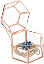 Best glass box rose gold Reviews