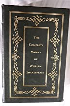 The Complete Works of William Shakespeare (Tally Hall Press Leather Bound)