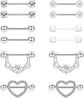 Best nipple jewelry prices Reviews