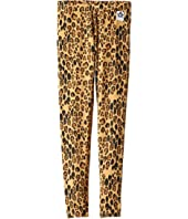 mini rodini - Basic Leopard Leggings (Infant/Toddler/Little Kids/Big Kids)