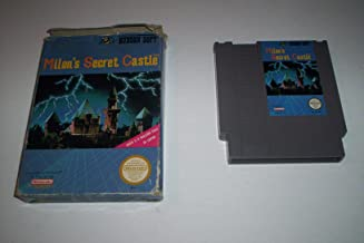 milon's secret castle nes