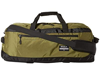 RVCA Skate Duffel (Olive) Duffel Bags