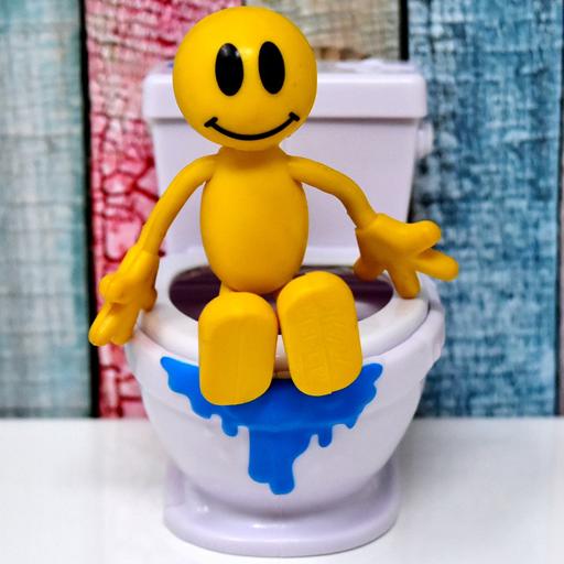 Bathroom Sounds – Flushing Toilet Sounds – Poop Sounds