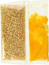 24-5.4 oz. Snap-Paks for 4 oz. Poppers - Yellow Popcorn, Coconut Oil, Buttery Flavored Salt by Snappy Popcorn