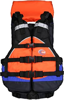 MTI Explorer Life Jacket - Orange/Blue/Black - Universal Size