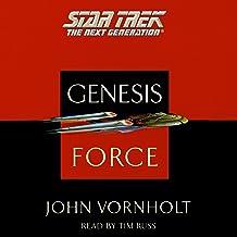 Star Trek, The Next Generation: The Genesis Force (Adapted): Star Trek, The Next Generation: Genesis Wave, Book 4