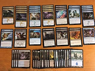 Best black and blue control deck mtg Reviews