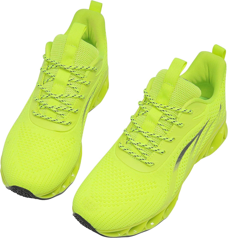 MOSHA BELLE Free shipping Womens Non Slip Athletic Tucson Mall Shoes Tennis Sneake Running