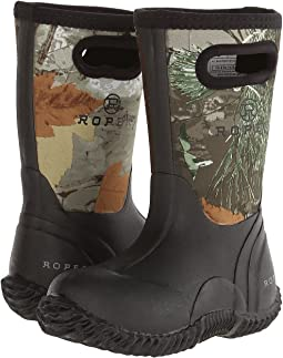 Roper Kids - Neoprene Camo Barn Boot (Toddler/Little Kid)