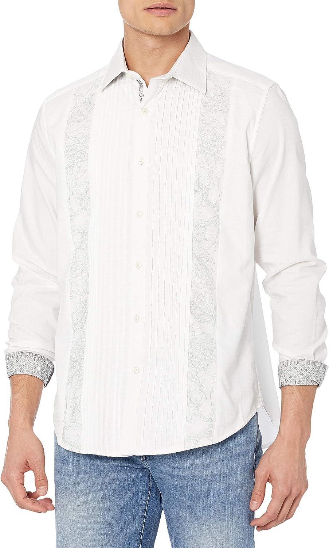 Robert Graham Men's Estate L/S Woven Shirt