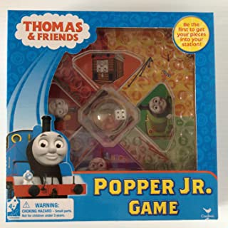 Thomas and Friends Popper Jr Game Thomas the Train Game Nick Jr Nickelodeon Trouble Kids Activities