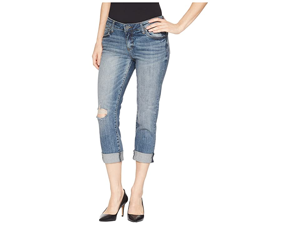 KUT from the Kloth Catherine Ankle Straight Leg in Increase (Increase) Women