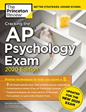 Cracking the AP Psychology Exam, 2020 Edition: Practice Tests & Prep for the NEW 2020 Exam (College Test Preparation)