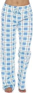 Just Love 100% Cotton Jersey Women Plaid Pajama Pants/Sleepwear