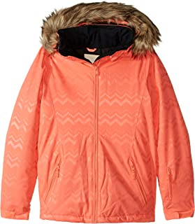 Roxy Girls ERGTJ03085 American Pie Solid Girl Jacket Jacket