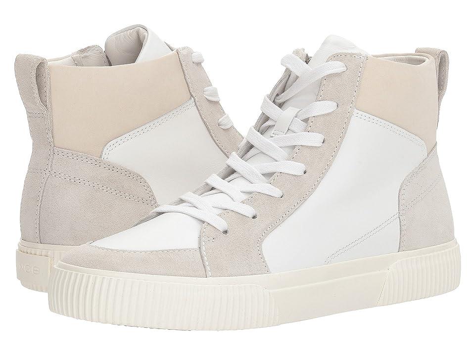 Vince Kiles (Horchata Coco Sport Suede) Women's Shoes, Beige