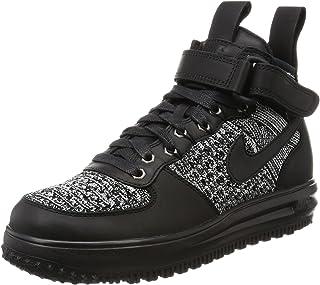 Nike Womens Lf1 Flyknit Workboot Hi Top Boots Trainers 860558 Sneakers