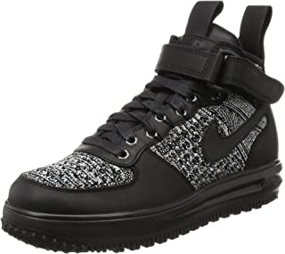 Nike W LunarForce 1 Fkyknit Workboot Women's Sneaker Black 860558 001, Size:38