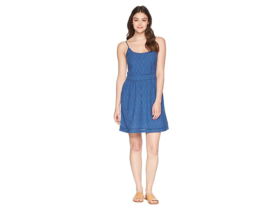 Toad&Co Fresco Dress (Blueberry) Women