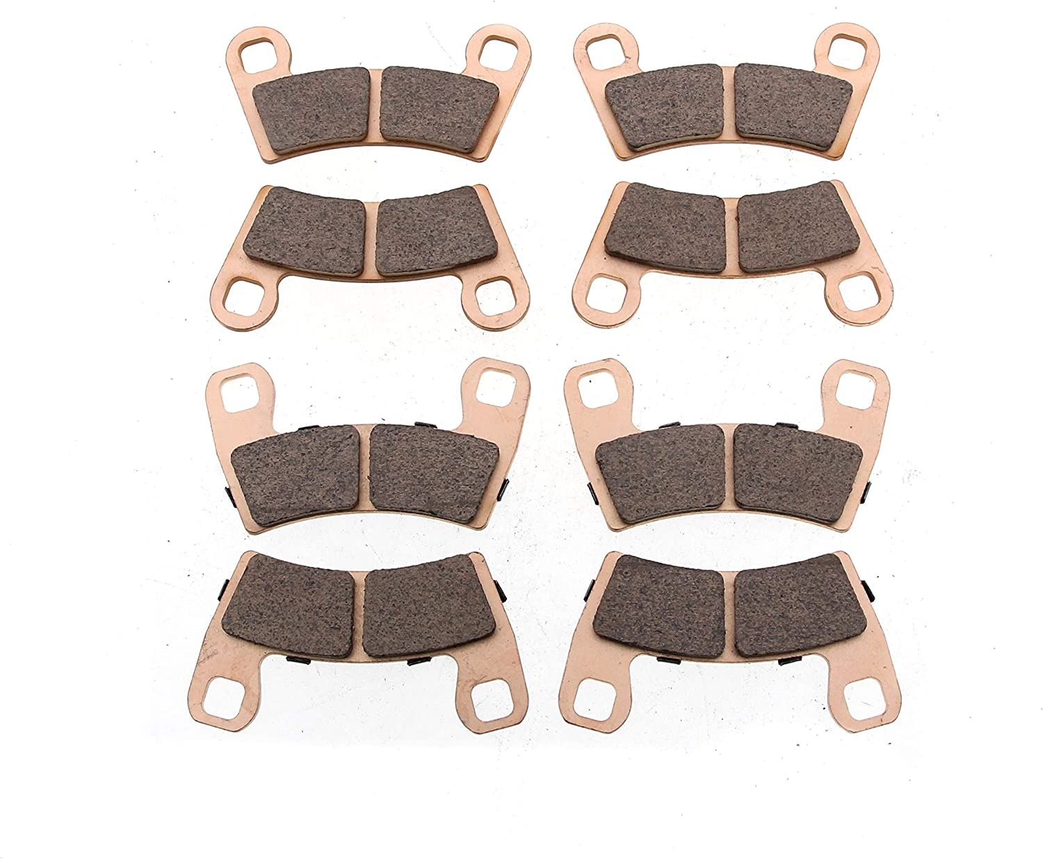 Brake Pads for Polaris RZR 2021 autumn and winter new 900 Front EPS 2016 Rear Easy-to-use Razor 2015