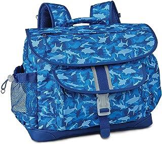 Bixbee Shark Camo Backpack, Large School Bag