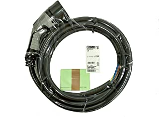 Phoenix Contact emobility Cable de carga (Mennekes) Tipo 2 - Abierto Cable Extremos   3Phase   22kW   5m (1627355)